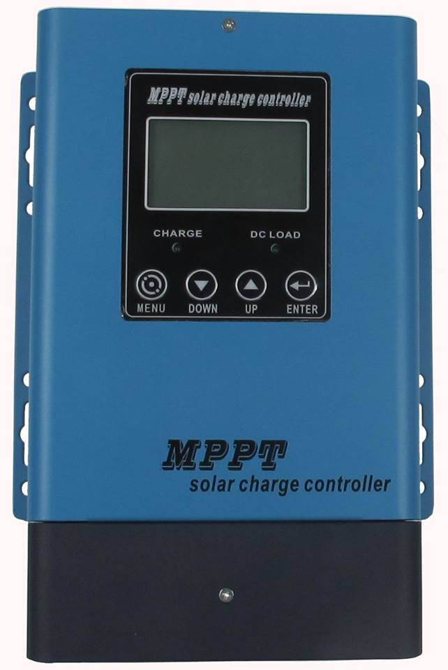 MPPT solar charge controller 20A- 80A