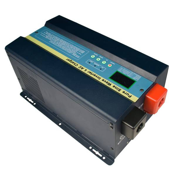 7.5KVA 5000W solar inverter with MPPT solar controller for home/office